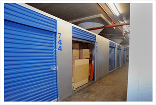 Residential Self Storage Units